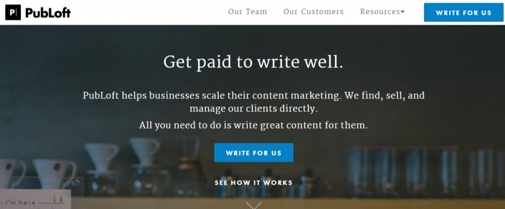 PubLoft Writer Network Consistent well paying work for freelancers. 1024x424 - Best Freelancing Websites To Get Remote Work in 2020