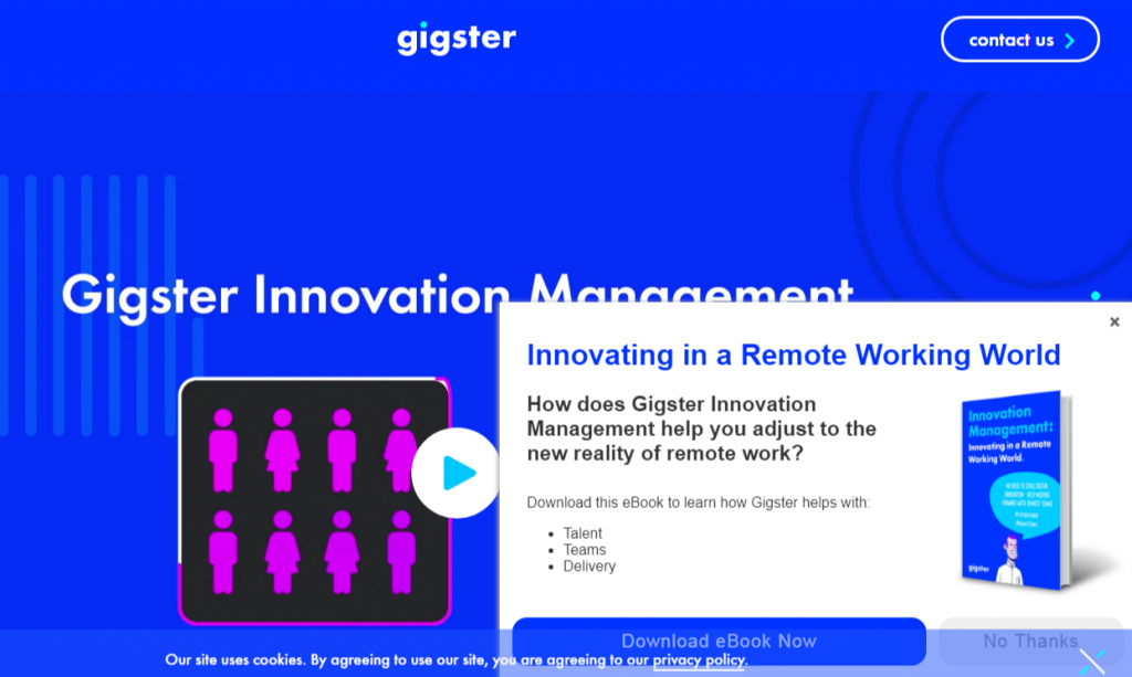 gigster 1024x613 - Best Freelancing Websites To Get Remote Work in 2020