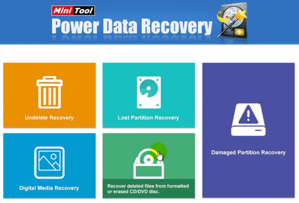 minitool recovery2 1024x695 - MiniTool Power Data Recovery Review