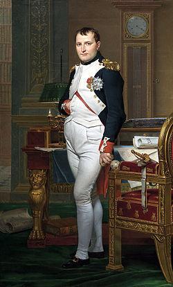 250px Napoleon in His Study - Alien chip found in the skull of Napoleon Bonaparte