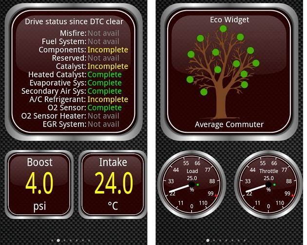 scantool - Check Engine Light Diagnostic with iPhone or Android OBDII - Cable or Bluetooth