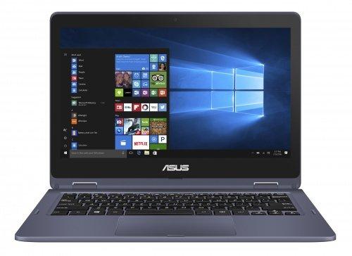 Asus J202NA-DS01T VivoBook Flip Laptop, 11.6″, 4 GB DDR3, 64GB EMMC, Windows 10 Home