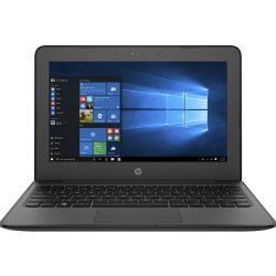 HP Stream 11 Pro G4 11.6″ LCD Netbook – Intel Celeron N3350 Dual-core (2 Core) 1.10 GHz – 4 GB DDR3L SDRAM – 64 GB Flash Memory