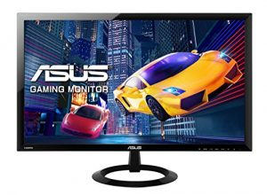 ASUS VX248H 24″ Full HD 1920×1080 1ms HDMI DVI VGA Eye Care Gaming Monitor
