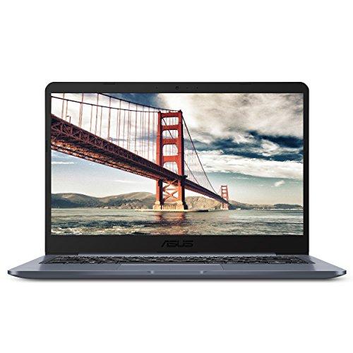 ASUS E406SA-DS04 E406 14″ Laptop, Celeron N3060 (up to 2.48GHz), 4GB DDR3, 64GB eMMC, 14.0″ FHD Display, 802.11ac, Windows 10