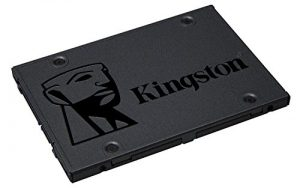 "Kingston A400 SSD 240GB SATA 3 2.5"" Solid State Drive SA400S37/240G – Increase Performance"