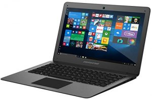 Packard Bell N1400BK 14.1″ Laptop with Windows 10, Notebook Computer, Intel 64-bit Quad Core Processors, 2GB RAM, 32GB eMMC, HD Camera, HDMI, Wi-Fi & Bluetooth (Worry-Free 12-Month Warranty Included)