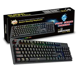 Genius 31310003400 Smart Gaming Keyboard [Scorpion K10]