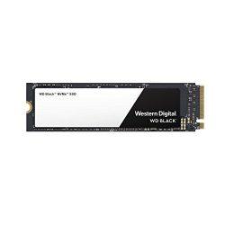 WD Black 250GB High-Performance NVMe PCIe Gen3 8 Gb/s M.2 2280 SSD –WDS250G2X0C
