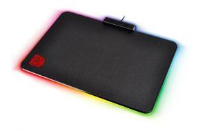 Thermaltake Tt eSPORTS Draconem 16.8 Million Illuminated RGB Effects Hard Edition Gaming Mouse Pad MP-DCM-RGBHMS-01