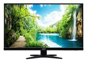 Acer G276HL Kbix 27″ Full HD (1920 x 1080) VA Zero Frame Monitor (HDMI & VGA Ports)