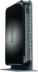 NETGEAR N750 Dual Band 4 Port Wi-Fi Gigabit Router (WNDR4300)