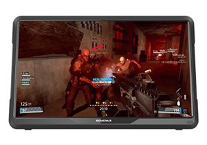 GAEMS M155 15.5″ HD LED Performance Portable Gaming Monitor for PS4, XBOX ONE, and other Consoles (console not included)