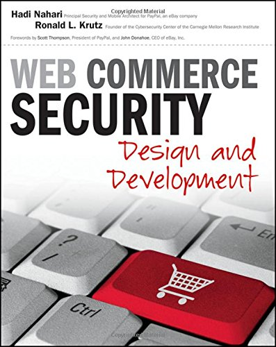 Web Commerce Security: Design and Development