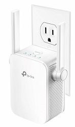TP-Link AC1200 Dual Band WiFi Range Extender, Repeater, Access Point w/Mini Housing Design, Extends WiFi to Smart Home & Alexa Devices (RE305)