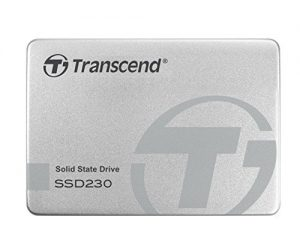Transcend TS256GSSD230S Information 256GB 3D TLC SATA III 6GB/S 2.5″ Solid State Drive 230 2.5″