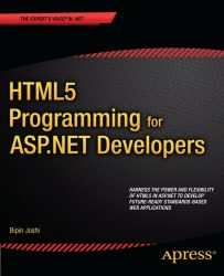 HTML5 Programming for ASP.NET Developers (Expert's Voice in .NET)