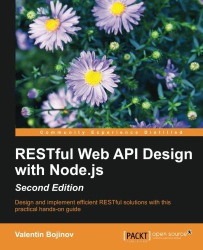 RESTful Web API Design with Node.JS – Second Edition