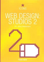Web Design: Studios 2 (Taschen Icon Series) (English and German Edition)
