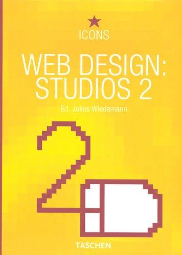 Web Design: Studios 2 (Taschen Icon Series) (English and German Edition)