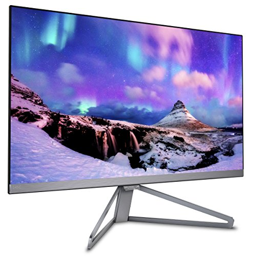 "Philips 245C7QJSB 24"" Class IPS Ultra Slim LED Monitor, 1920×1080, 250cd/m2, 5ms, VGA, DisplayPort, HDMI"