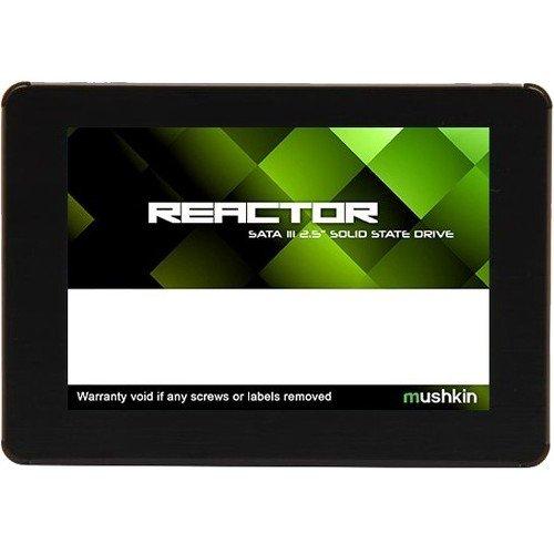 Mushkin REACTOR 250GB Internal Solid State Drive (SSD) – 2.5 Inch – SATA III – 6Gb/s – MLC – 7mm – MKNSSDRE250GB-LT