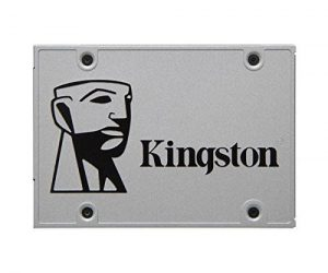 Kingston Digital 120GB SSDNow UV400 SATA 3 2.5″ Solid State Drive SUV400S37/120G