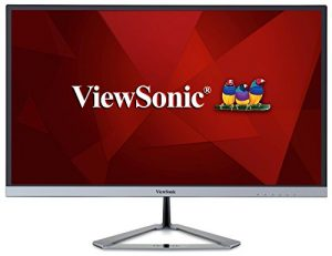 ViewSonic VX2776-SMHD 27″ IPS 1080p Frameless LED Monitor HDMI, DisplayPort