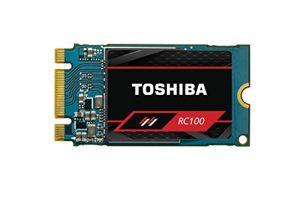 Toshiba Memory America THN-RC10Z2400G8(TS OCZ RC100 Series NVMe M.2 2242 Internal SSD 240GB