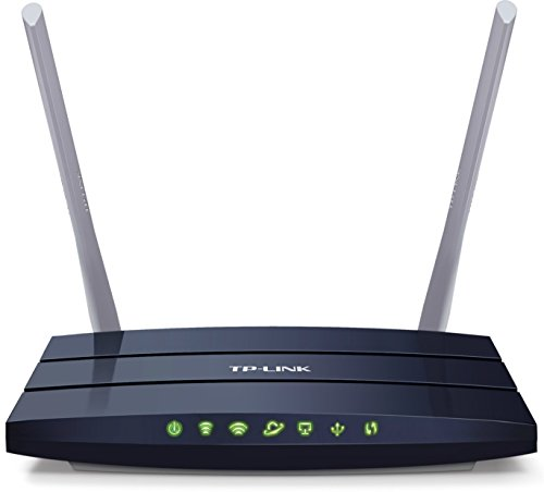 TP-Link AC1200 Reliable Dual Band WiFi Router (Archer C50)