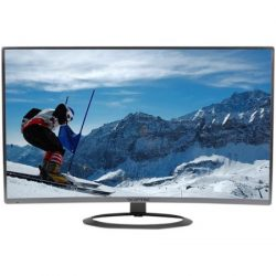 Sceptre 32″ LED Curved Widescreen Monitor (C325W-1920R Black)