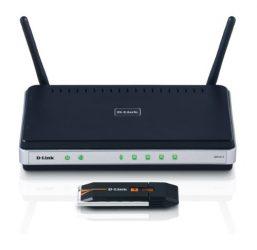 D-Link Wireless-N USB Network Starter Kit (DKT-408)