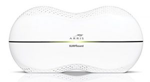 ARRIS SURFboard SBR-AC1200P AC1200 Wi-Fi Router with Ripcurrent Using G.hn