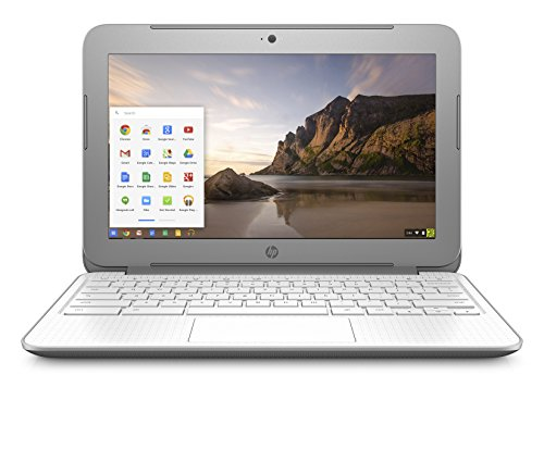HP Chromebook 14-ak050nr 14-Inch Laptop (Intel Celeron, 4 GB RAM, 16 GB eMMC)