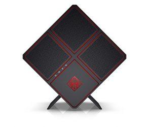 OMEN X by HP Steel Case for Gaming Desktop Computers (900-011, Black)