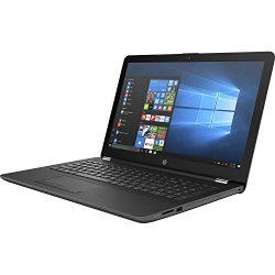 HP 15-inch Laptop, AMD A6-9220 APU, 4GB RAM, 1TB hard drive, Windows 10 (15-bw020nr, Gray)