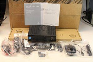 Dell Wyse 9MKV0 5010 Mini Desktop, 2 GB RAM, 8 GB Flash, AMD Radeon HD 6250, Black