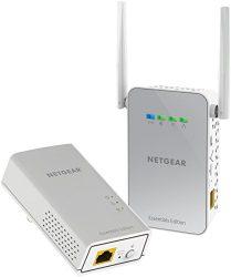 NETGEAR PowerLINE 1000 Mbps WiFi, 802.11ac, 1 Gigabit Port – Essentials Edition (PLW1010-100NAS)
