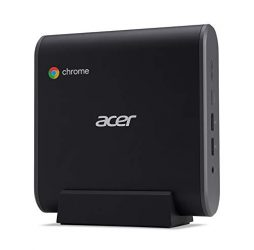 Acer Chromebox CXI3-4GNKM, Intel Celeron 3865U, 4GB DDR4, 32GB SSD, Google Chrome Operating System