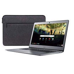 Acer Chromebook 14, Celeron N3160, 14″ Full HD, 4GB LPDDR3, 16GB eMMC, CB3-431-C9W7 Bundle