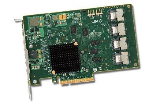 16-PORT Int, 6GB/S Sata+sas, Pcie 2.0; In The Box: Lsi Sas 9201-16I, Qig, Driver