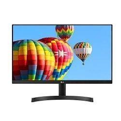 LG Electronics FHD 23.8-Inch Screen Led-Lit Monitor (24MK600M-B)
