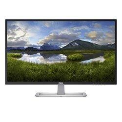 Dell D Series LED-Lit Monitor 31.5″ White D3218HN, FHD 1920×1080, 16:9, IPS LED Back-lit, HDMI, VGA, VESA