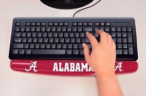 Fanmats 17735 University of Alabama Gel Keyboard Wrist Rest