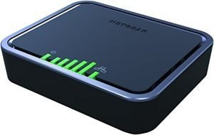 NETGEAR 4G LTE Modem – Instant Broadband Connection | Works with AT&T and Alternate Carriers (LB1120)