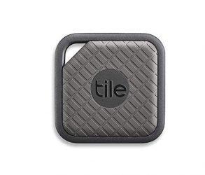 Tile Sport – Key Finder. Phone Finder. Anything Finder (Graphite) – 1 Pack