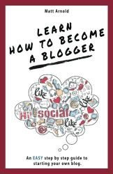 Learn how to become a blogger: An EASY step by step guide to starting your own blog