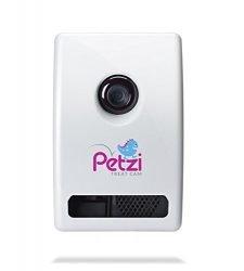 Petzi Treat Cam: Wi-Fi Pet Camera & Treat Dispenser