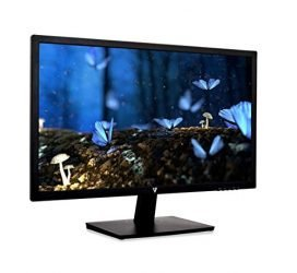 V7 L236E-3N 23.6″ FHD 1920 x 1080 VA LED Monitor, VGA, DVI