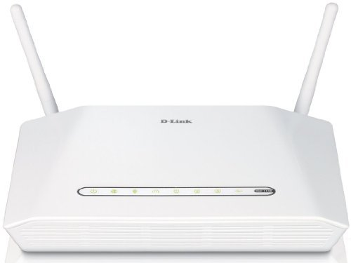 D-Link DHP-1320 Wireless-N PowerLine Router